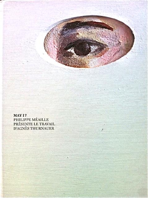 Representation of May i? Philippe Méaille présente le travail d'Agnès Thurnauer