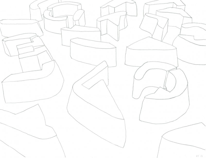 Representation of Matrice dessin # 4
