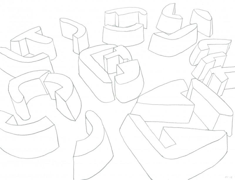 Representation of Matrice dessin # 5