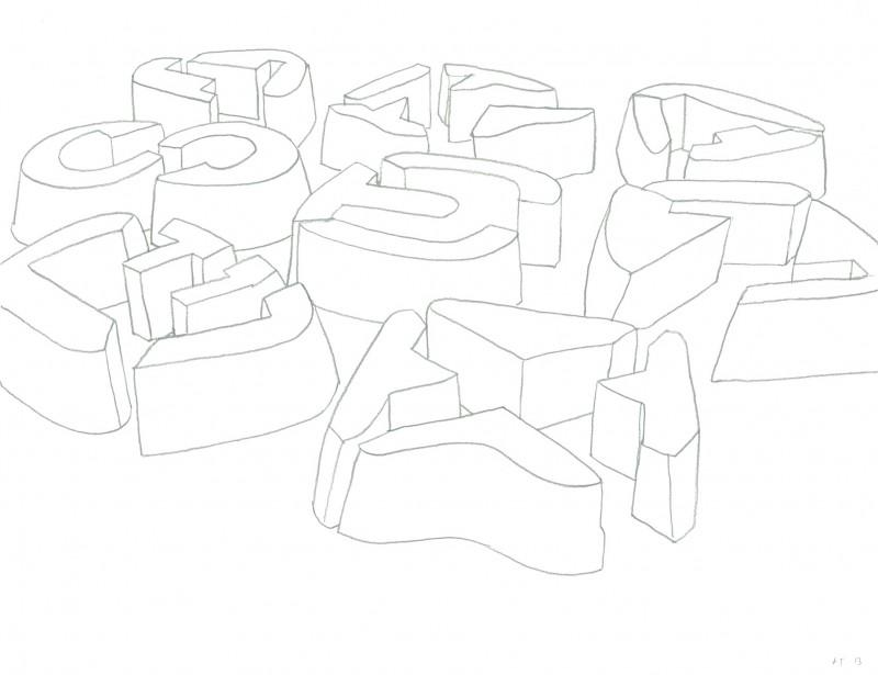 Representation of Matrice dessin # 6