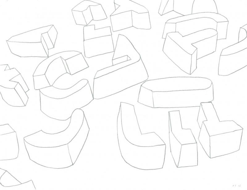 Representation of matrice dessin # 9